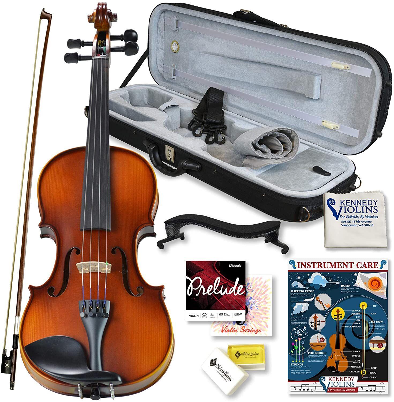 Kennedy Violins Bunnel Pupil