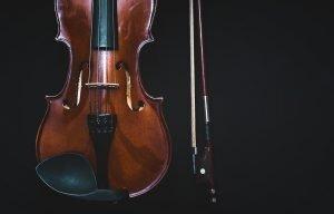 Quality violin